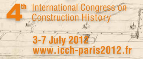 4th International Congress on Construction History