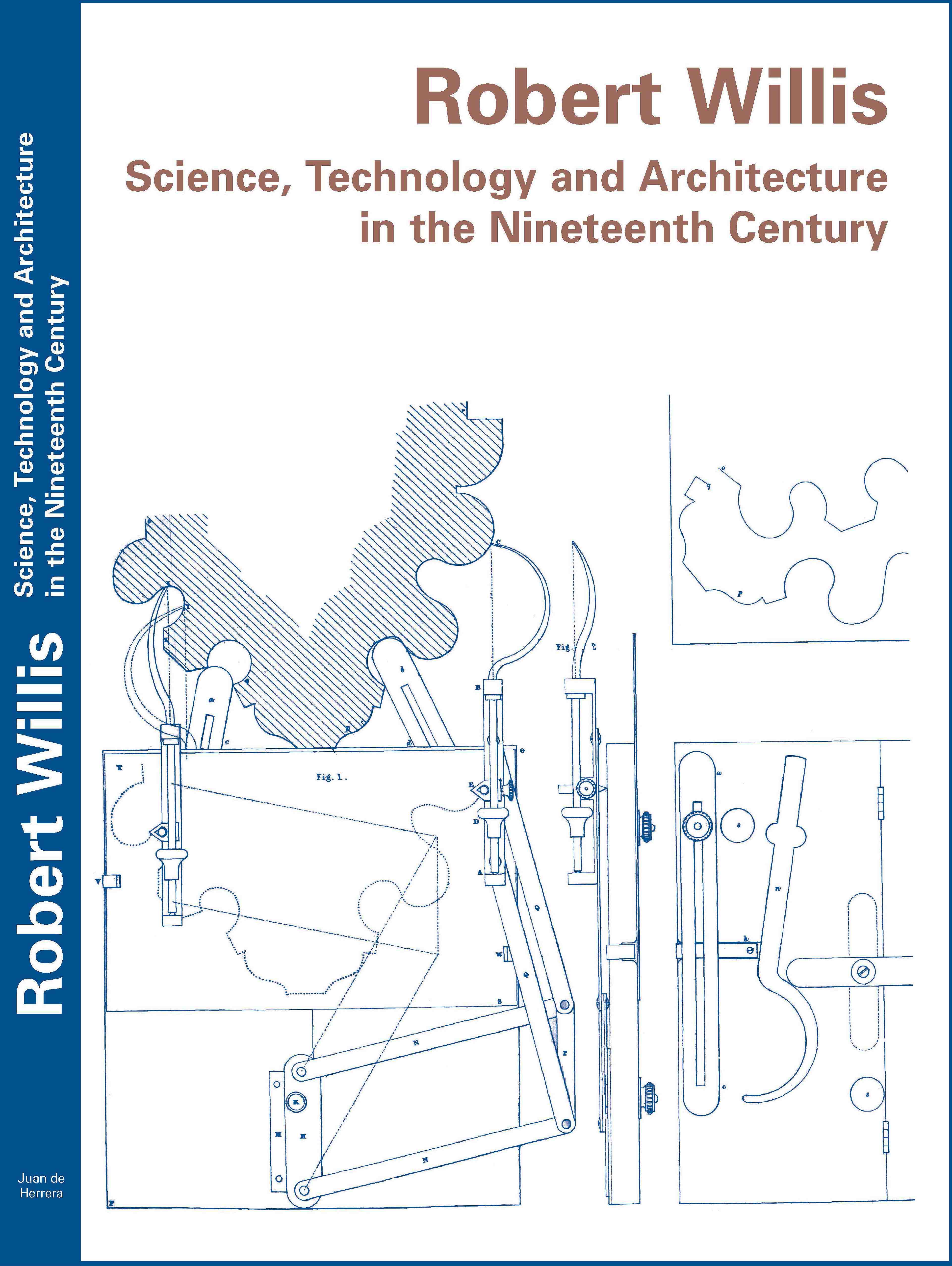 New book: Robert Willis, Science, Technology and Architecture in the Nineteenth Century